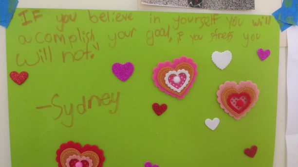 Sydney's Wise Words