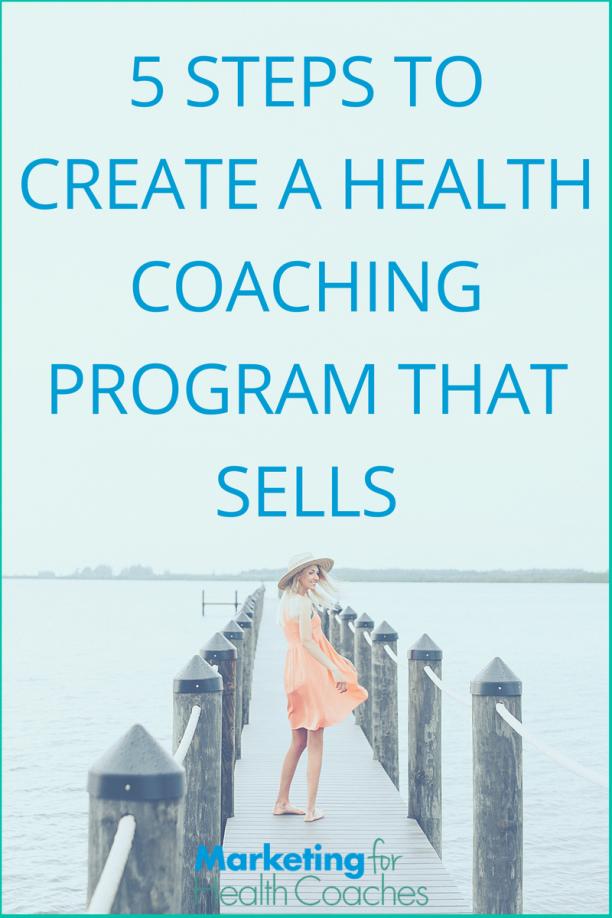 Create A Program that Sells - Pinterest