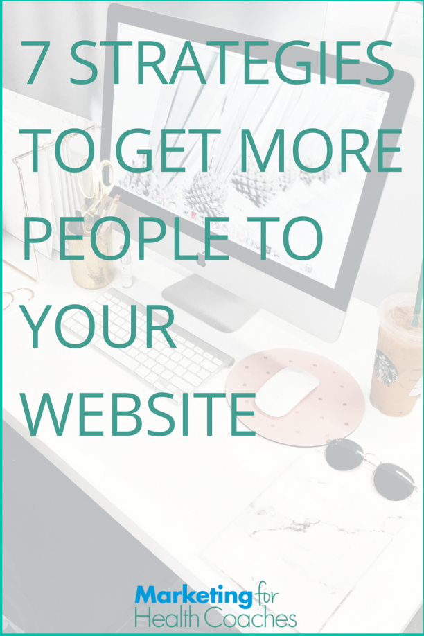 Get More Traffic to Your Website -Pinterest