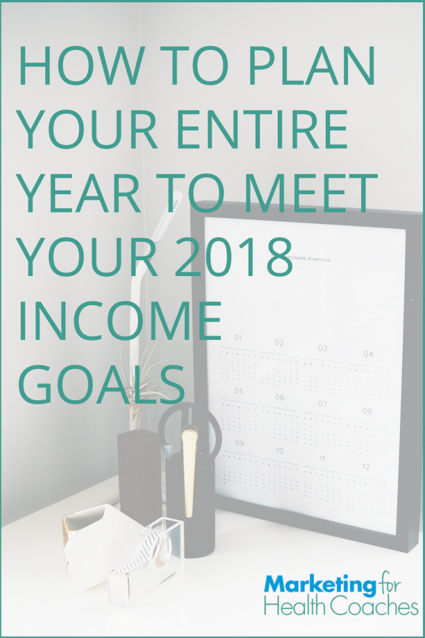 Plan for 2018 - Pinterest