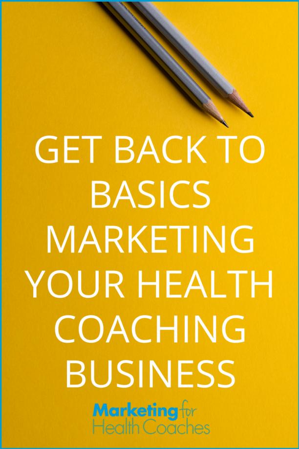 Back to Basics Marketing - Pinterest