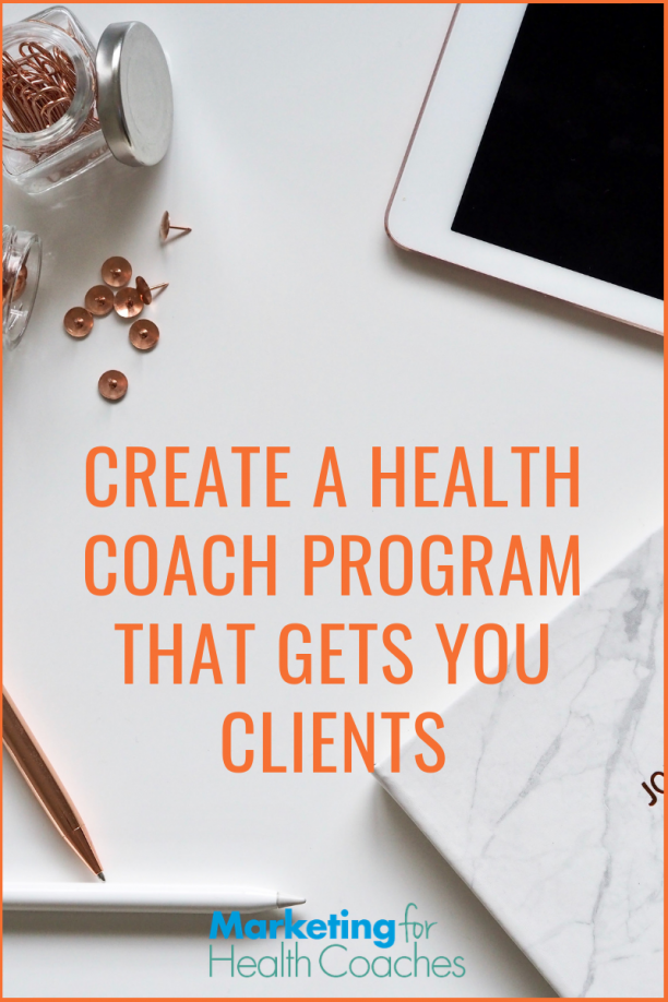 One key to signing on more clients is having clarity about the health coach program you offer. But what if you don't know what to offer?