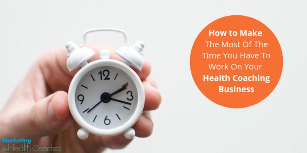 health coaching business