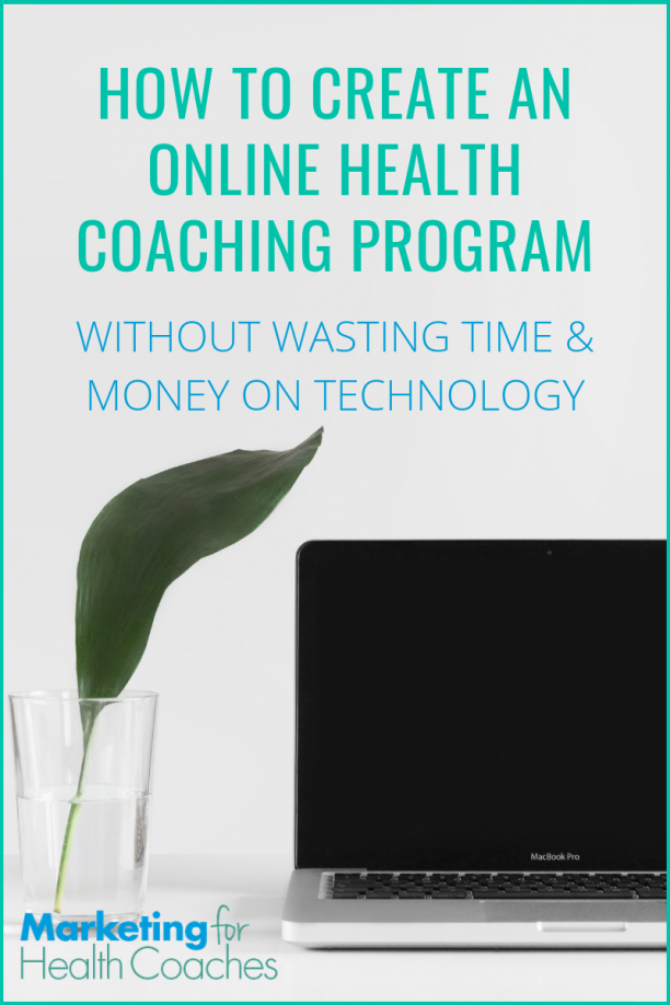 Learn the 5 KEY PIECES OF TECHNOLOGY you need to create an online coaching program.