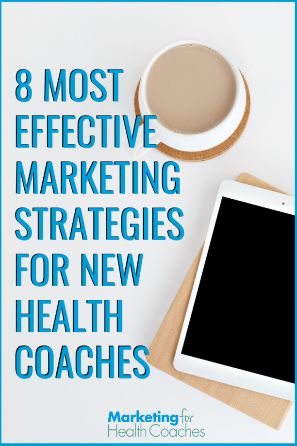Discover the effective marketing strategies for YOU.